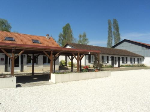 Hotel des Gatines : Hotel near Dampierre-sous-Bouhy
