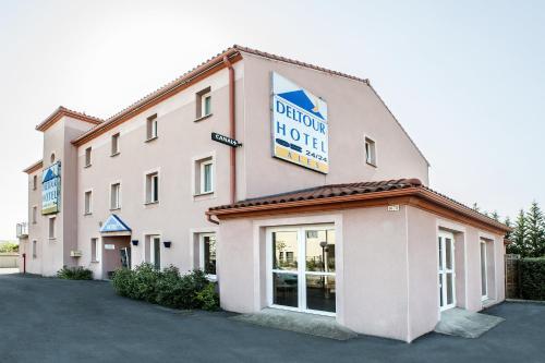 Deltour Hotel Alès : Hotel near Saint-Étienne-de-l'Olm