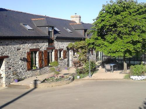 La P'tit' Fugue : Guest accommodation near Châtillon-en-Vendelais