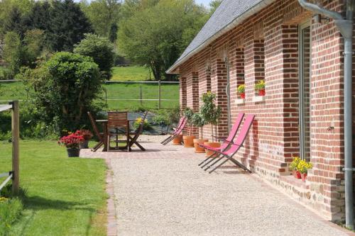 Gite Ô pré : Guest accommodation near Saint-Arnoult