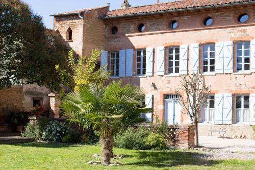 Gite de la Croix Blanche : Guest accommodation near Cornebarrieu