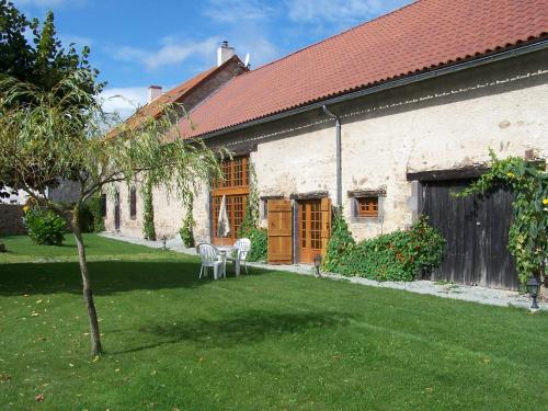 Domaine des Maillets : Bed and Breakfast near Saint-Angel