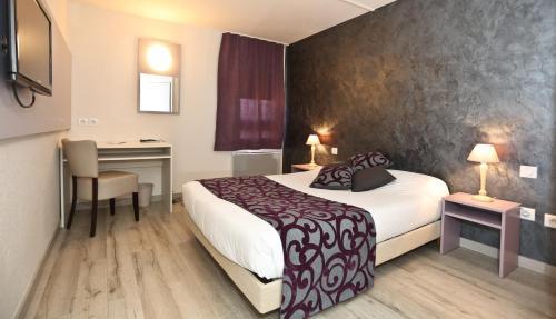 Hotel The Originals Mulhouse Est (ex P'tit-Dej Hotel) : Hotel near Mulhouse