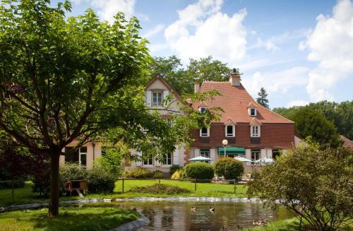 Le Tronçais : Hotel near Vallon-en-Sully