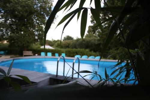 Villa Belvedere : Bed and Breakfast near Viel-Arcy