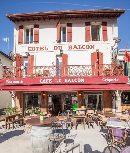 Hotel du Balcon : Hotel near Labenne
