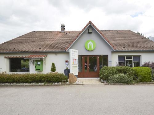 Campanile Saint-Dié : Hotel near La Petite-Fosse