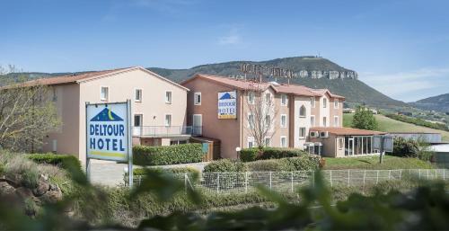 Deltour Hôtel Millau : Hotel near Mostuéjouls