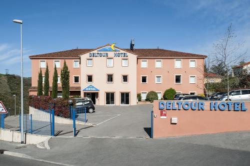 Deltour Hôtel Millau City : Hotel near Mostuéjouls