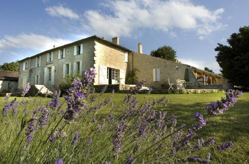 Beau Sejour : Bed and Breakfast near Saint-Aubin-de-Branne
