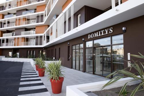 Domitys Le Ruban d'Azur : Guest accommodation near Sète