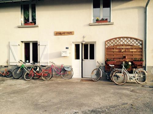 Gîte de la Petite Côte : Guest accommodation near Montcourt