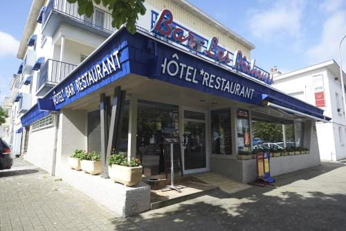 Hotel les Pecheurs : Hotel near Locmiquélic