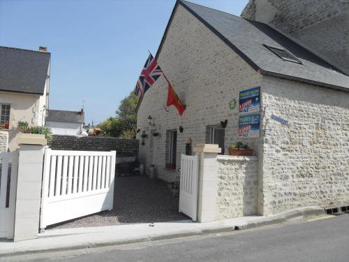 Maison de Pecheur : Guest accommodation near Port-en-Bessin-Huppain