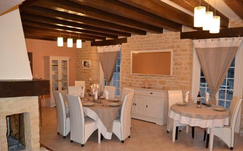 Chambres d'hôtes du Clos de la Dame : Bed and Breakfast near Valojoulx