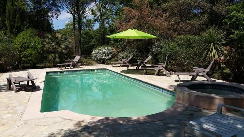 Villa Vidauban - La Nonette : Guest accommodation near Le Cannet-des-Maures