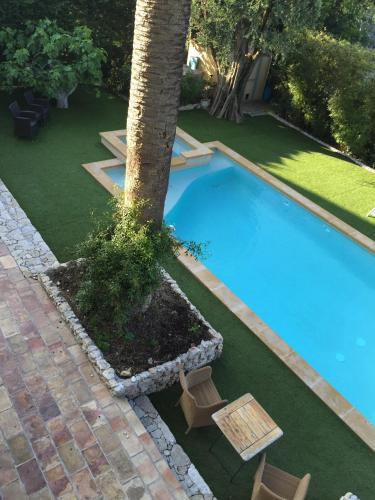 Villa Les Bambous : Guest accommodation near Coursegoules