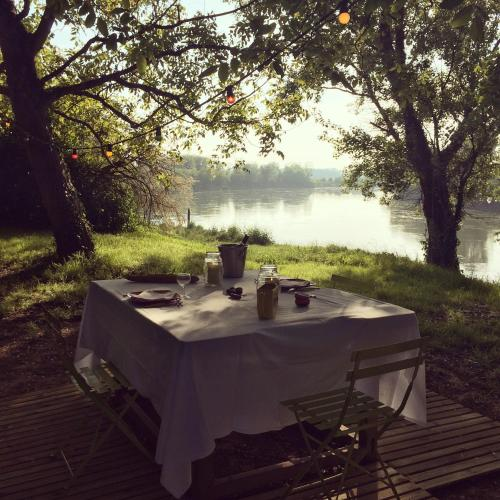 La Cale de Barie : Bed and Breakfast near Le Pian-sur-Garonne