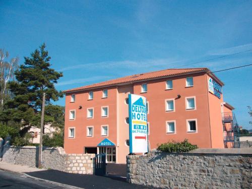 Deltour Hôtel Le Puy En Velay : Hotel near Roche-en-Régnier