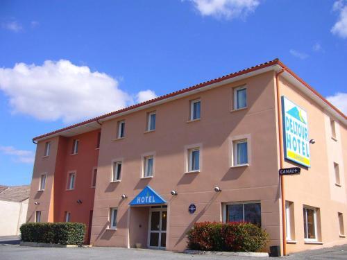 Deltour Hôtel Cahors : Hotel near Trespoux-Rassiels