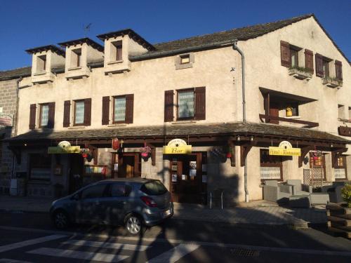 Auberge du soleil : Guest accommodation near Borée