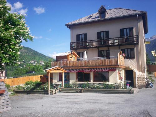 Pension Saint Antoine : Bed and Breakfast near Villar-Saint-Pancrace