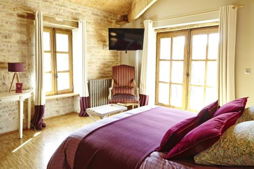 L'annexe : Guest accommodation near Saint-Mard-de-Vaux