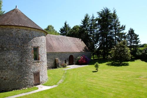 Le Colombier de Hanches : Guest accommodation near Émancé