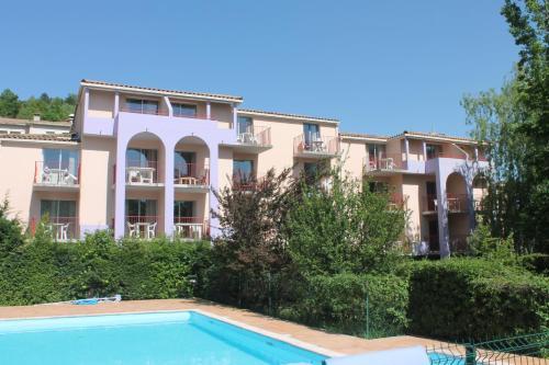 Les Canyons du Verdon : Hotel near Castellane