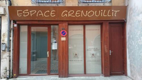 Espace Grenouillit : Apartment near Ouides