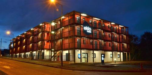 Eklo Hotels Le Mans : Hotel near Teillé