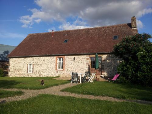 La Corbière : Bed and Breakfast near Dompierre