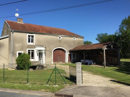 Maison du Boucheron : Guest accommodation near Cendrecourt