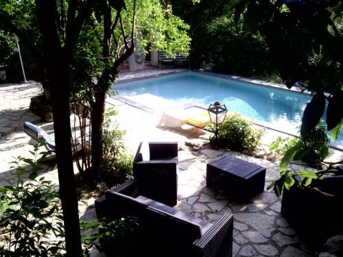 Villa Novella : Guest accommodation near Le Castellet