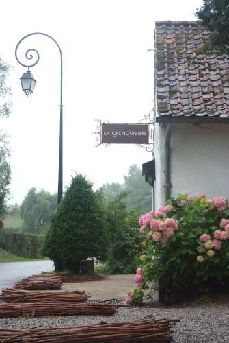 La Grenouillère : Hotel near La Madelaine-sous-Montreuil