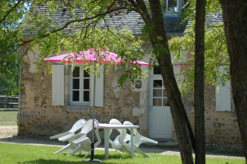 Haras des Hayes : Guest accommodation near Vancé