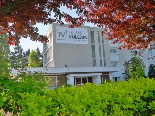 Hôtel Vulcain : Hotel near Cellieu
