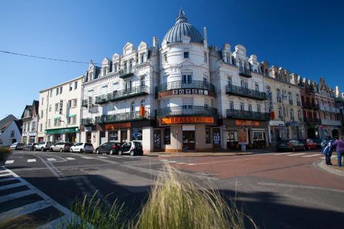 Hotel de la Terrasse : Hotel near Berck