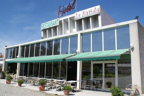 La Batida : Hotel near Châteaubourg