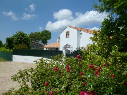 Calme des Chênes : Guest accommodation near La Roche-sur-Yon