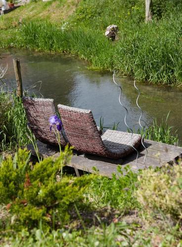 Les Gîtes de L'Yères : Guest accommodation near Rieux