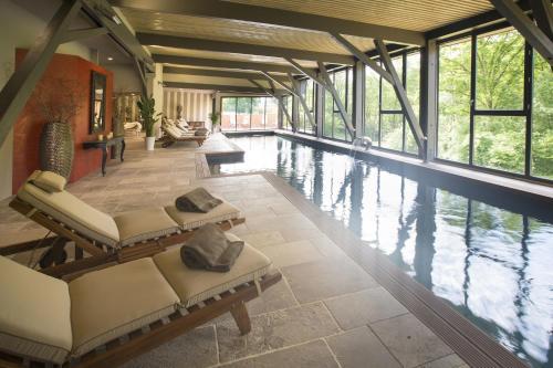 Hôtel-Spa Le Saint Cirq : Hotel near Limogne-en-Quercy