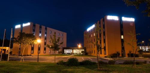 Hotel Eurocentre 2* Toulouse Nord : Hotel near Saint-Rustice