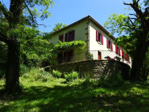 La Gabie : Bed and Breakfast near Viviez