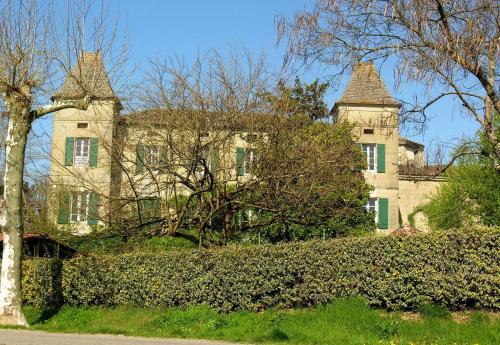 Castel Valfred : Bed and Breakfast near Virazeil