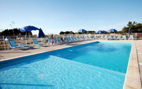 Résidence Odalys Terre Marine : Guest accommodation near Saint-Pierre-d'Oléron