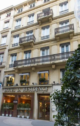 La Résidence : Hotel near Lyon 2e Arrondissement