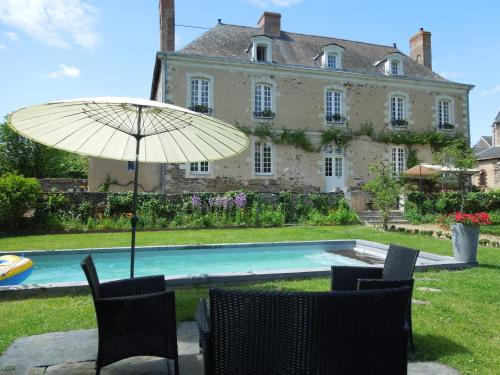 Le Presbytère du Vigneau : Bed and Breakfast near Ménil