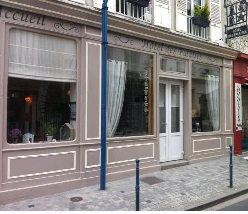 Hotel Des Falaises : Hotel near Auberville