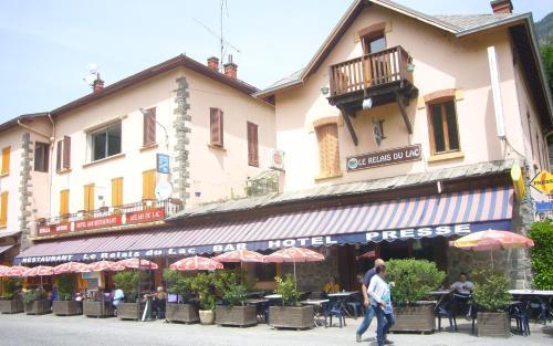 Le Relais du Lac : Hotel near Le Lauzet-Ubaye